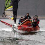'Youngster Waszp' på Aarhusbugten har fået en flyvende start