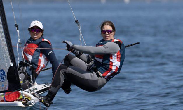 Aarhusianske sejlklubber flot repræsenteret på landsholdene for 2021