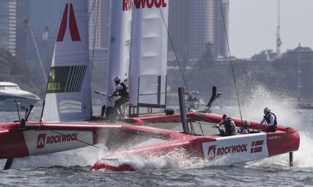 SailGP-sæsonplan på plads med otte destinationer og otte stærke hold