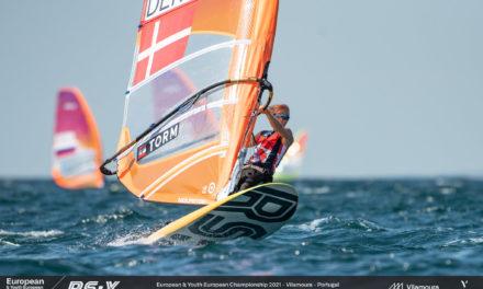 Lærke Buhl-Hansen fik 8. plads ved EM i RS:X – nu venter VM i april