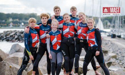 Marselisborg Sejlklub introducerer ambitiøst projekt for unge elitesejlere