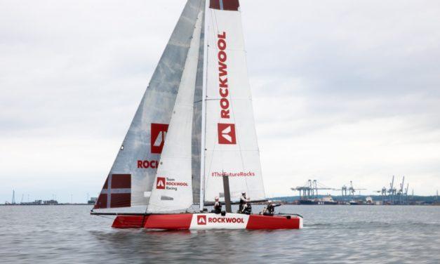Rindom og Salskov-Iversen bliver en del af det danske SailGP-hold