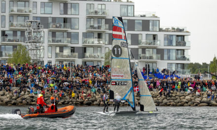 EM for tre olympiske sejlsportsklasser kommer til Aarhus i 2022