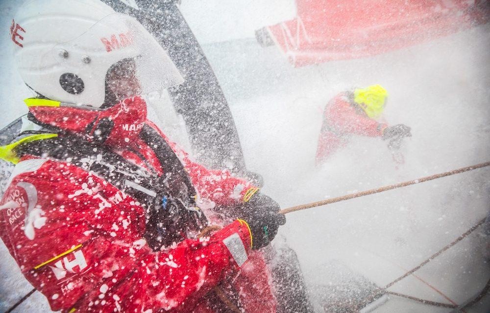 Helly Hansen relancerer ikonisk Ocean Race-jakke