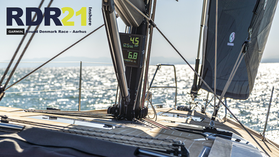 Round Denmark Race får Garmin om bord