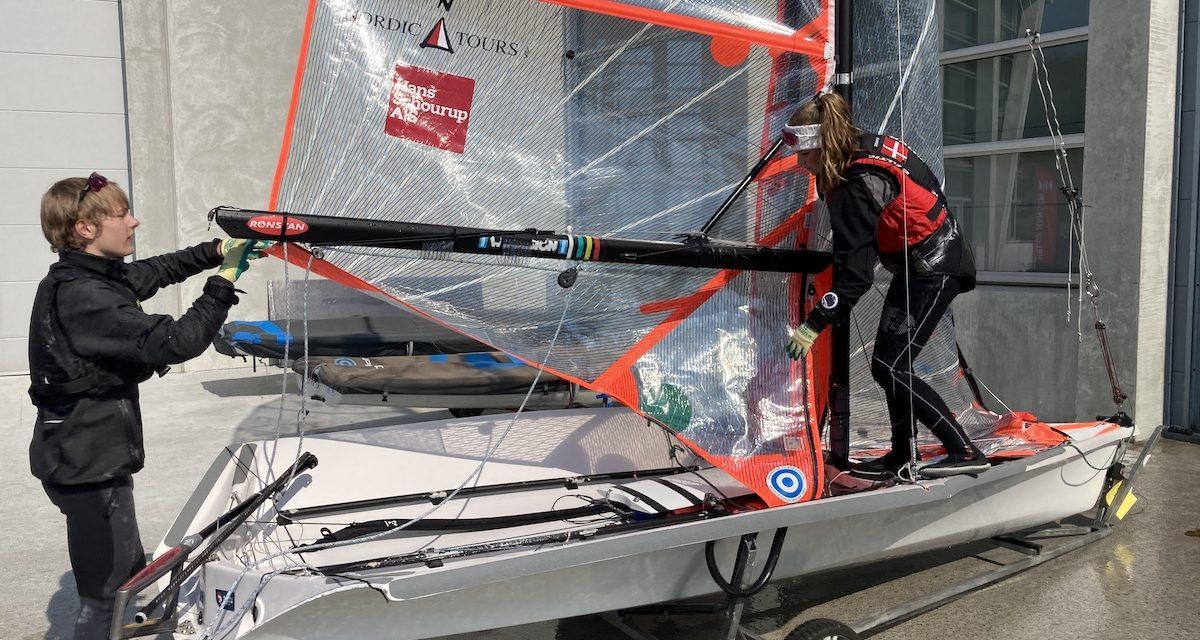 Frederik, Anna og 25 29er-besætninger kæmper for plads ved VM i Aarhus