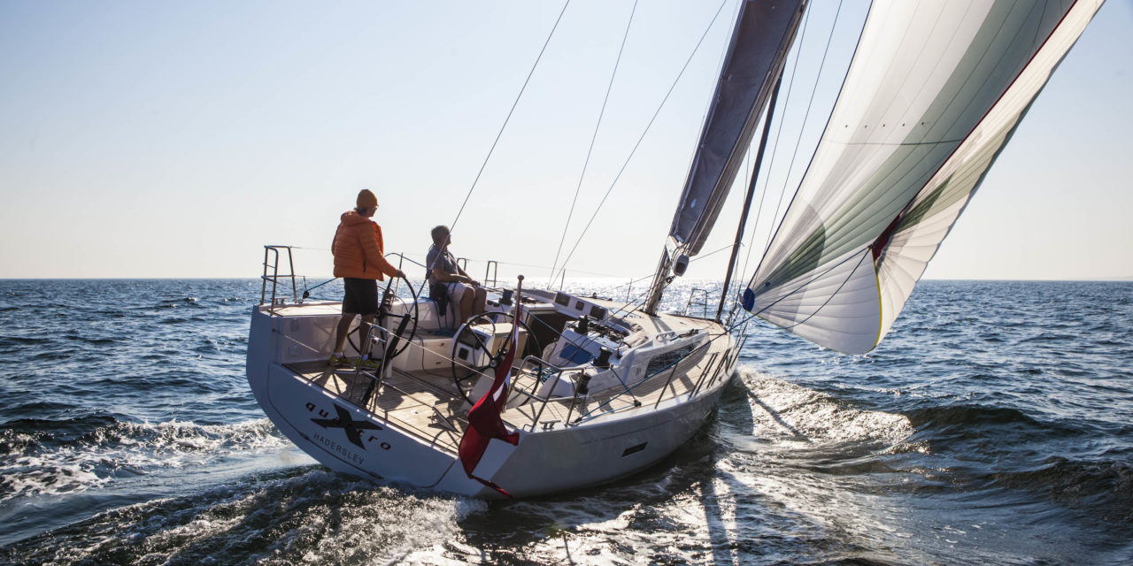 Sailing Aarhus og X-Yachts holder fast i Gold Cup til august