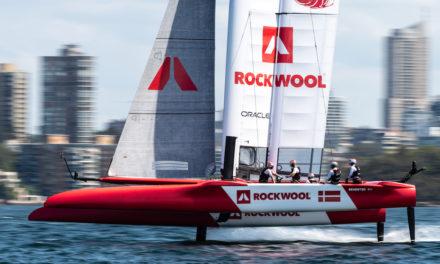 Lokale sejlklubber i Aarhus matches op med de otte SailGP-hold