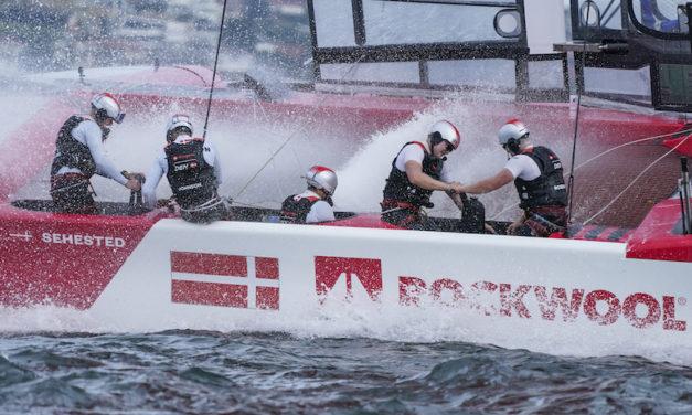 Team Rockwool viste tænder i Plymouth – nu glæder de sig til Aarhus