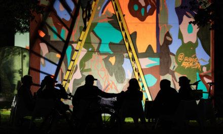 Unik Street Art Festival finder vej til Sailing Aarhus Week