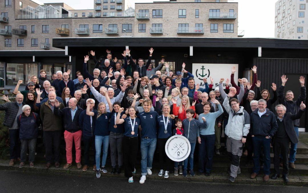 Ib Tranberg enstemmigt valg som ny formand i Aarhus Sejlklub