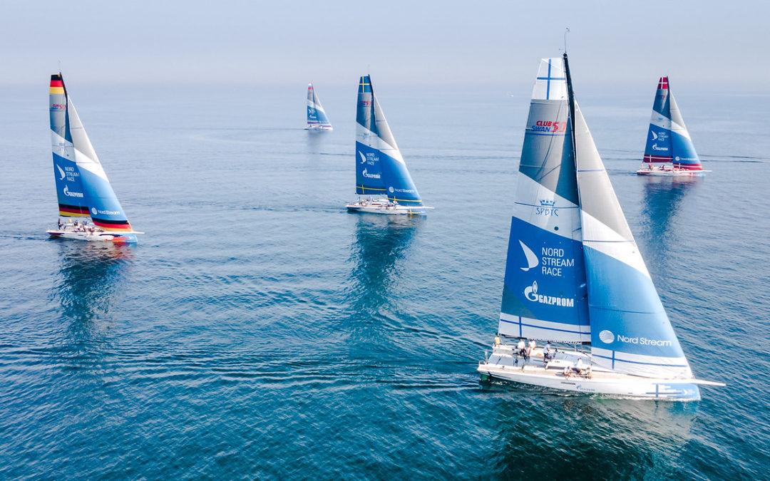 Warrer og søn fører Nord Stream Race efter to døgn på Østersøen