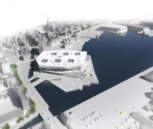 Ny Havnefront i Århus
