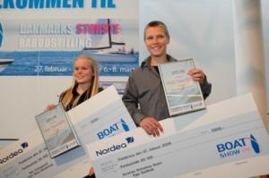 Talentpris til Kristian Kirketerp (ES) fra Kraftcenter Århus