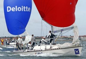 Danish Open - World Match Racing Tour til Århus
