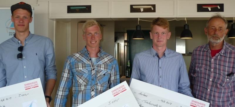 Sailing Aarhus Ungdoms og Talent Fond...