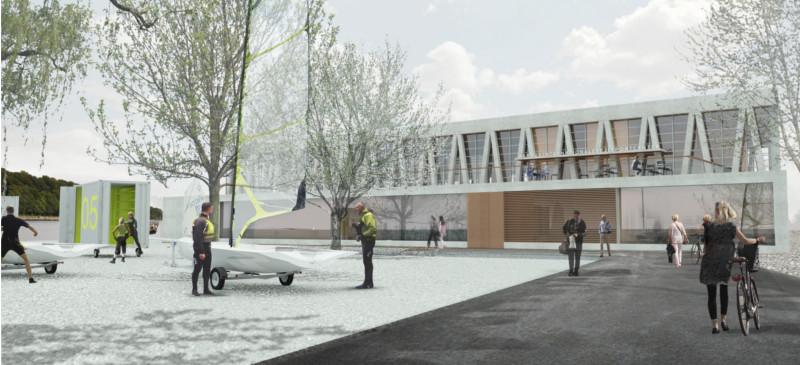 Vinder udpeget i projektkonkurrence om Aarhus Internationale Sejlsportscenter