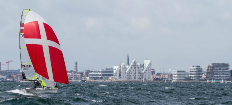 Nyhedsbrev: Om 2018 Sailing World Championships...