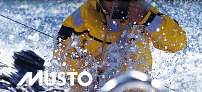 MUSTO klæder Sailing Aarhus på til Olympic Classes Sailing Championships 2015