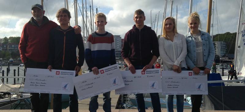 Sailing Aarhus Fonden støtter aarhusianske ungdoms- og talentsejlere