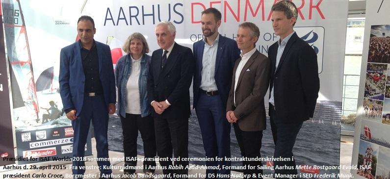 Lidt om opvask og kasketter - interview med Sailing Aarhus' nyvalgte formand Mette Rostgaard Evald