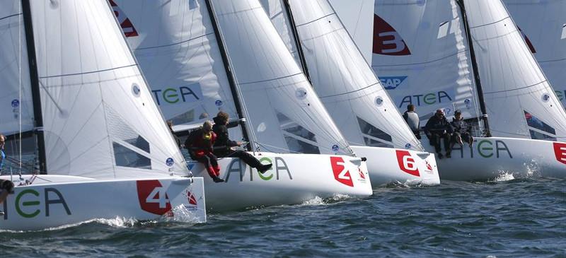 Aarhus Sejlklub vinder bronze i Sejlsportsligaen...
