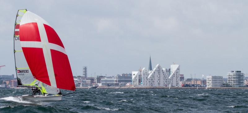 VM2018 i Aarhus hjælpes på vej af Salling Fondene...
