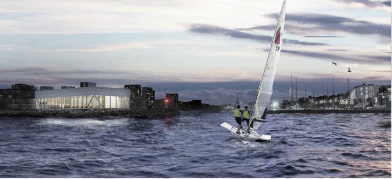 Salling Fondene donerer 10 mio kr til Aarhus Internationale Sejlsportscenter...