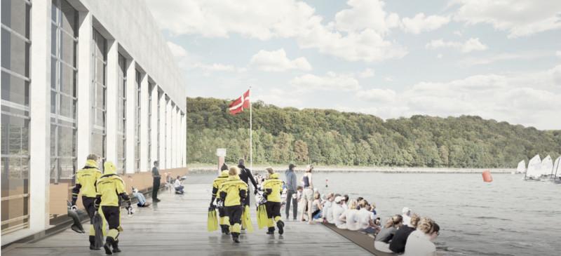 Etableringen af Aarhus Internationale Sejlsportscenter er nu fuldt finansieret..