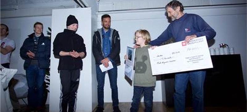 Viggo Jacobsens legat uddelt til talentfuld sejler fra Solbjerg (Aarhus)...