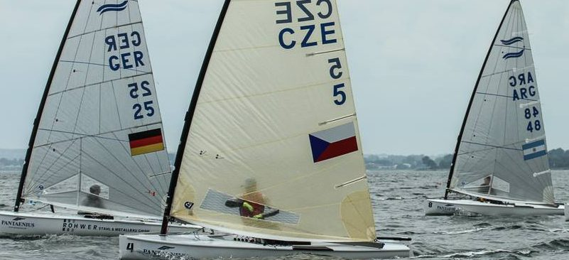 Dag 4 – DSQ-drama for U-23 Finn jolle VM