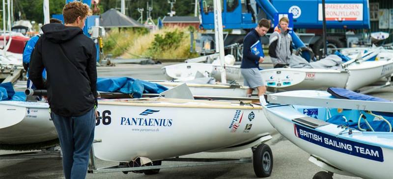 Finn Silver Cup - verdensmesterskab for Finn jolle sejlere under 23 år
