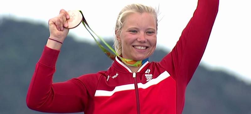 OL-bronze til Anne Marie Rindom.....