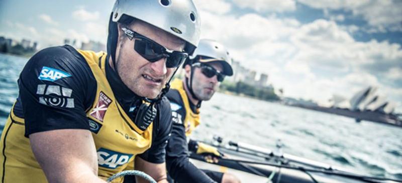SAP Extreme Sailing Team: En flot afslutning i Sydney vil betyde alt