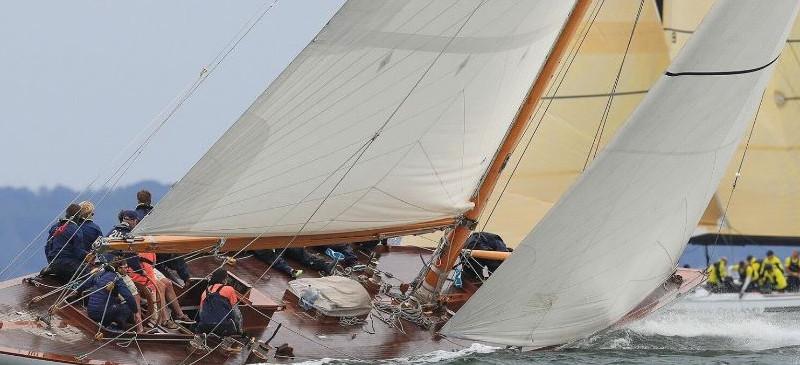 250 sejlere til 12-meter Wessel & Vett Cup i Marselisborg