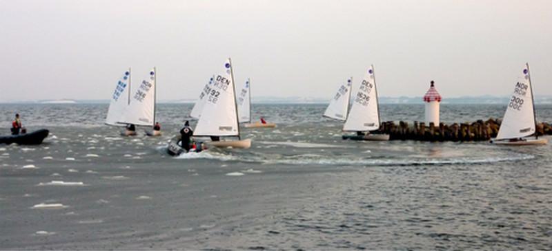 Sejlere fra hele Norden gør klar til Ice Camp og Ice Cup i Kaløvig