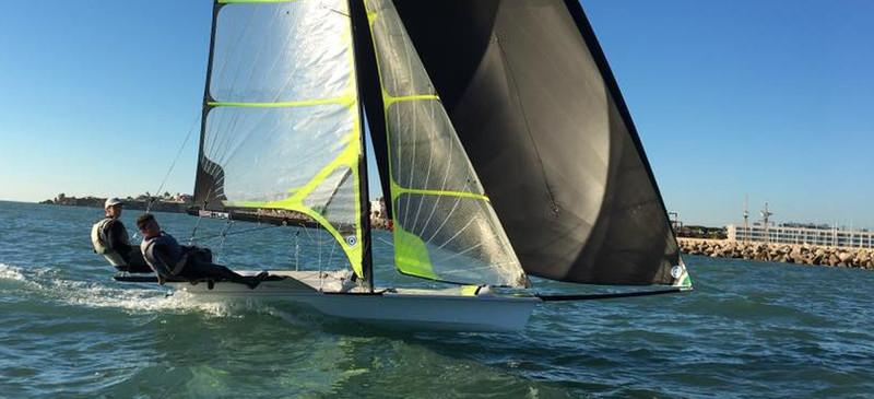Aarhus tiltrækker sejlere fra hele verden....