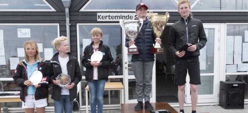 To Egå Sejlklub sejlere udtaget til Optimist VM...