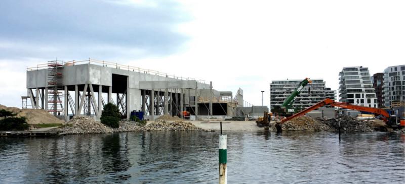 Kom til rejsegilde på Aarhus Internationale Sejlsportscenter