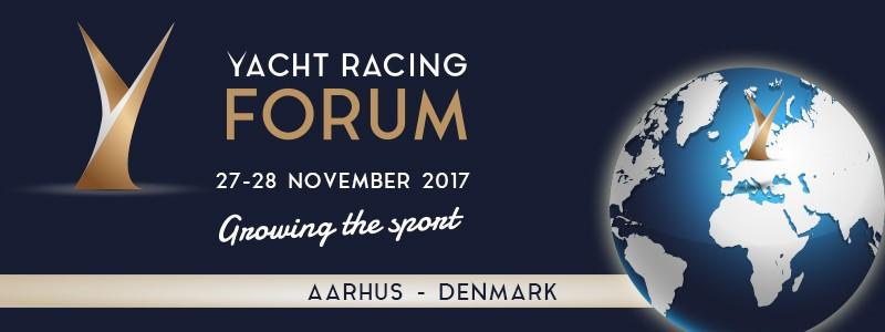 Bliv frivillig ved det årlige Yacht Racing Forum