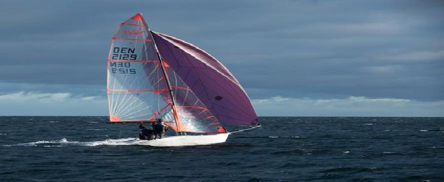 29'er besætning fra Aarhus klar til ungdoms VM i Kina