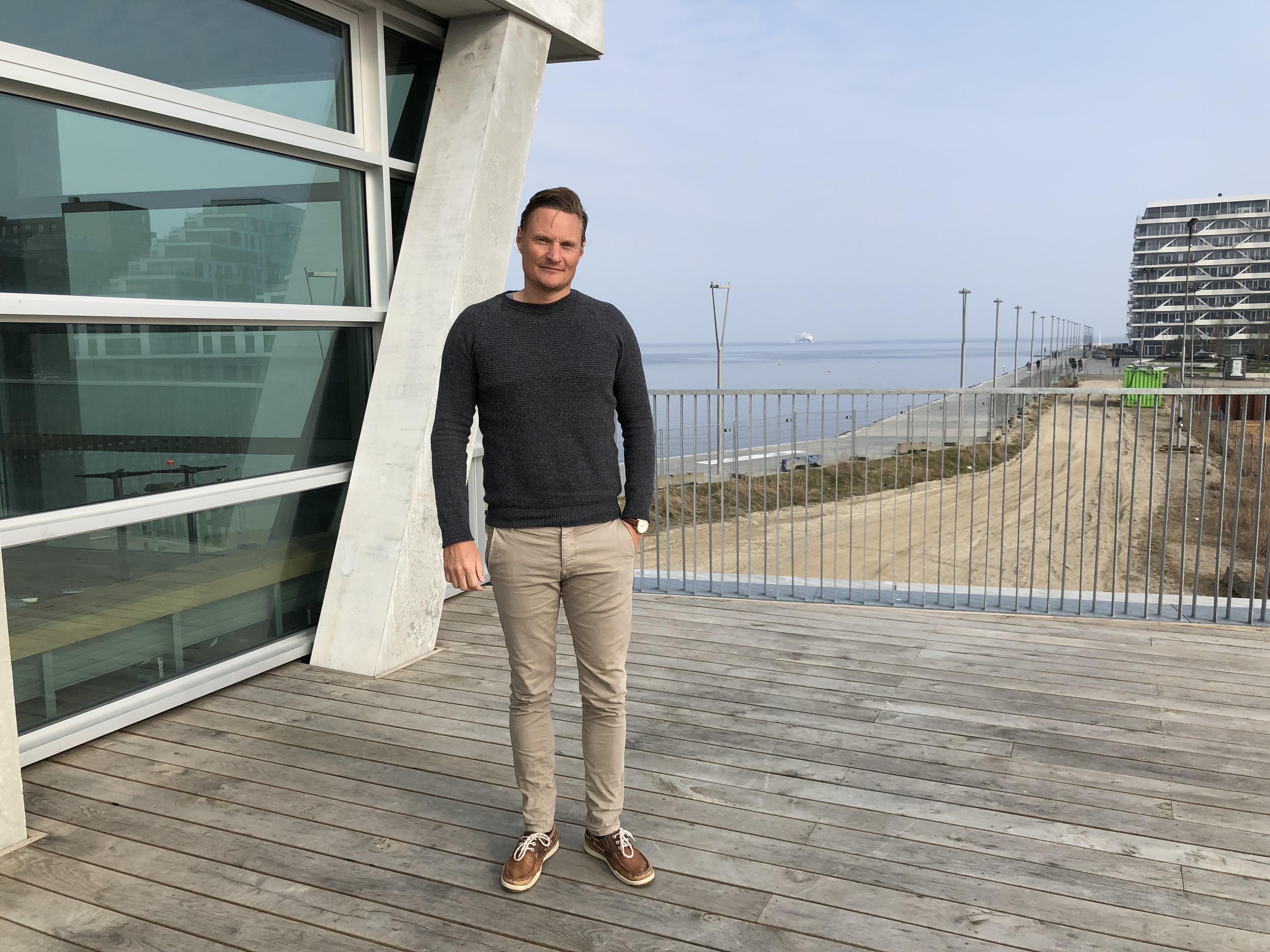 Sailing Aarhus har ansat Jon Koch Hansen som direktør pr. 1. maj 2018