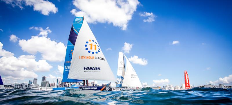 Få de nyeste nyheder om Volvo Ocean Race først