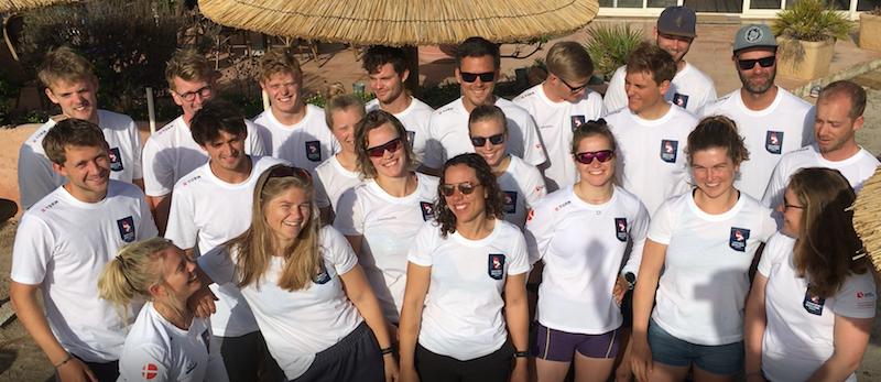 55 danske sejlere klar til VM på hjemmebane